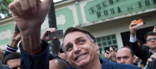 brasile vince bolsonaro