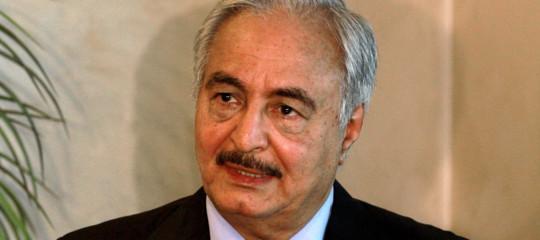 Libia: il generaleHaftarparteciperà alla conferenza di Palermo