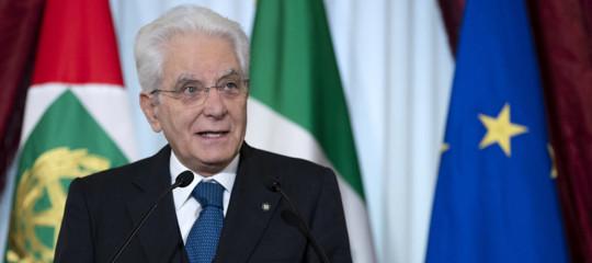Mattarella: imprescindibili pluralismo e libertà di opinioni