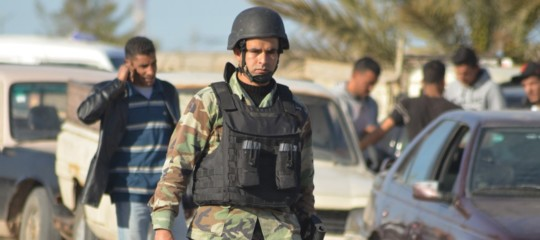 Tunisia esplosione