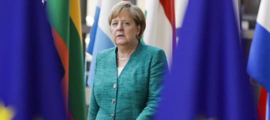 Angela MerkelGermania Cdu