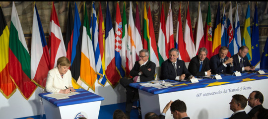 trattato maastricht anniversario sovranismo