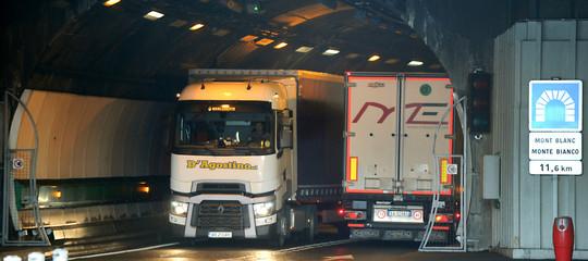 traffico merci italia francia tav