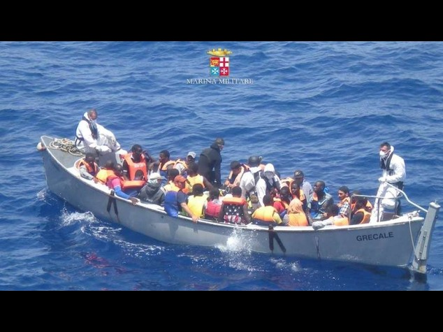 Europe to help Italy manage migrant flows