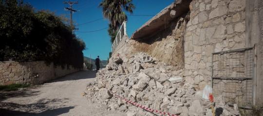 Grecia: scossa di magnitudo 6 nel mare a ovest Peloponneso