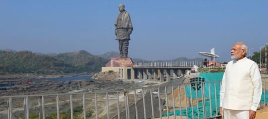 india statua piu alta mondo sardar patel
