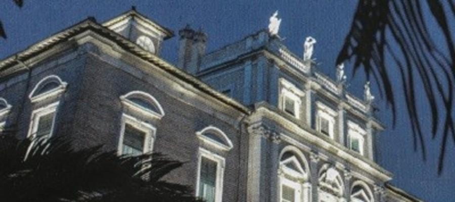 Storia del palazzo della nunziatura dove sono state - Pignoramento ufficiale giudiziario non trova nessuno ...