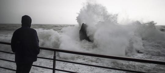 L'Italia è alle prese con una nuova ondata di maltempo