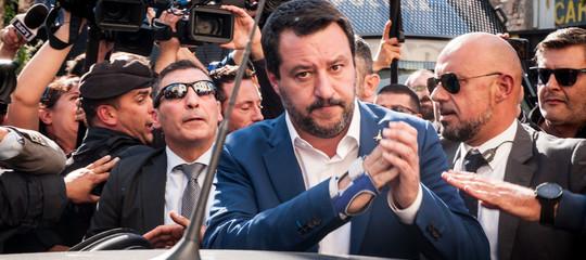 Perché la procura di Catania ha deciso di archiviare le accuse a Salvini sullaDiciotti