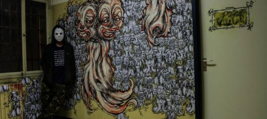 È morto a 37 anni l'artista AlessandroCaligaris. Il ricordo di chi lo ha conosciuto