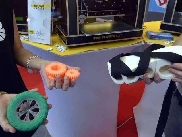 Maker Faire Roma, da domani in mostra 50 anni di innovazione