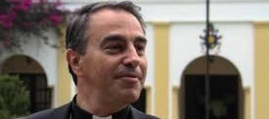 Riciclaggio a Genova arcivescovo Balestreronunzio Colombia