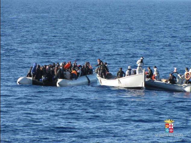 Migranti: strage senza fine: 70 dispersi nel Canale di Sicilia