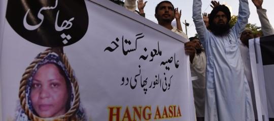 AsiaBibinon può lasciare il Pakistan. E il suo avvocato è fuggito