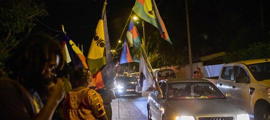 Nuova Caledonia: rimane francese,Macronorgoglioso. I no al 56,4%