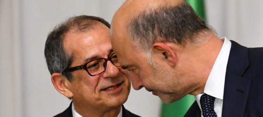 Conte dice no al deficit al 2% e la trattativa con l'Ue torna a complicarsi