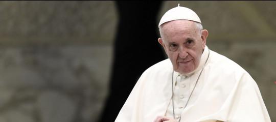 papa francesco cristiano antisemita