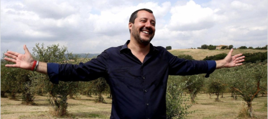 Salvini ha risposto su Facebook al post dellaIsoardisu Instagram