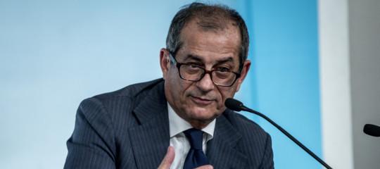 manovra giovanni tria eurogruppo