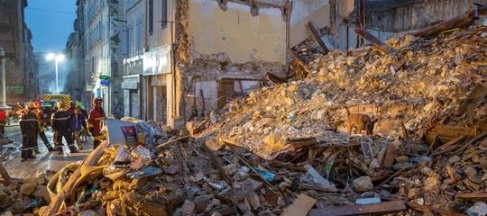 Francia crollo Marsiglia italiana dispersa