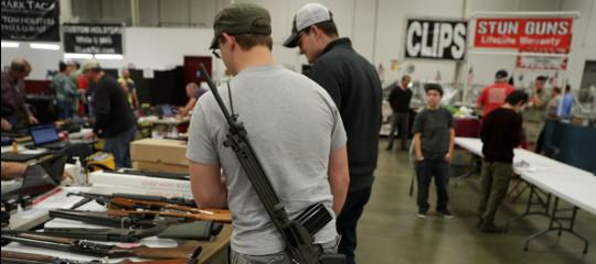voghera vendita armi stragi arizona