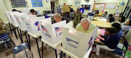 Nelle elezioni di metà mandato iDemocratici riconquistano la Camera. Un primo scenario