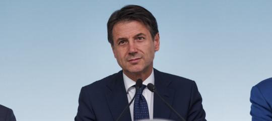 Giuseppe Conte Ue manovra