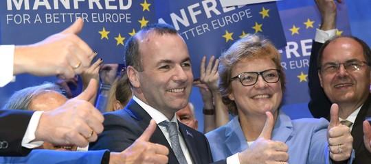 Chi èManfredWeber, il cavallo diMerkelper ildopo-Juncker
