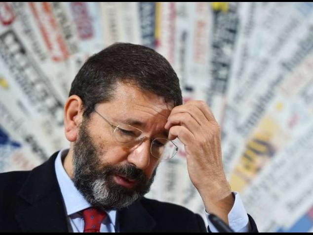 """Marino: """"Berlusconi chiede mie dimissioni, da che pulpito..."""""""