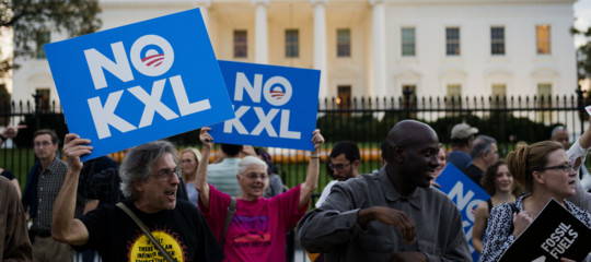 Usa: giudice federale blocca oleodottoKeystonevoluto daTrump