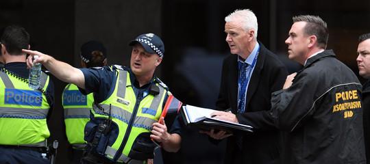Australia: attacco al coltello a Melbourne, un morto