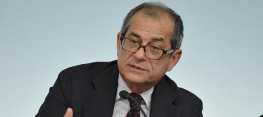 Manovra Mario CentenoGiovanni Tria eurogruppo