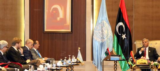 libia conferenza palermo
