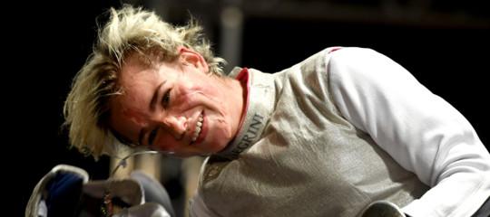 bebe vio vince titolo tibilisi scherma paralimpica