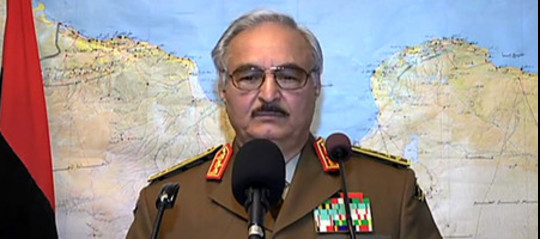 libia conte haftar conferenza palermo