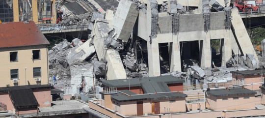 Genova: i lavori di demolizione di Ponte Morandi partiranno il 15 dicembre