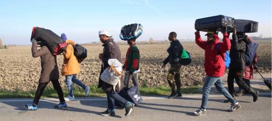 migranti centri accoglienza quanto costano
