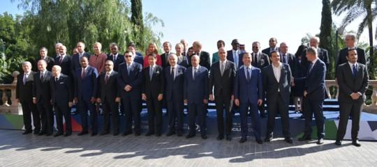 Libia Conferenza Palermo Turchia