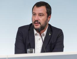 """Salvini: """"Da Higuian comportamento vergognoso, spero in una squalifica lunga"""""""