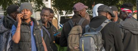Migranti (Afp)