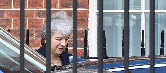 brexit ue theresa may