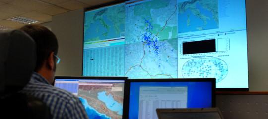 Calabria: scossa di terremoto nella notte (3.1) nel Cosentino, non ci sono danni