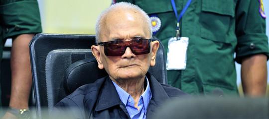 Cambogia: condannati gli ultimi leader Khmer Rossi per genocidio