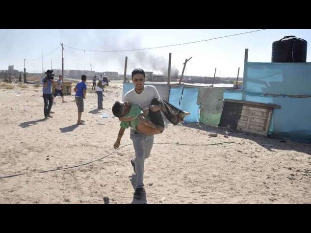 Giocavano su spiaggia Gaza, 4 bimbi uccisi da raid Israele