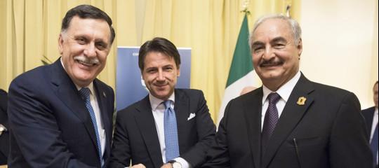 Libia, portavoceSaleh: a Palermo scontro fra le delegazioni