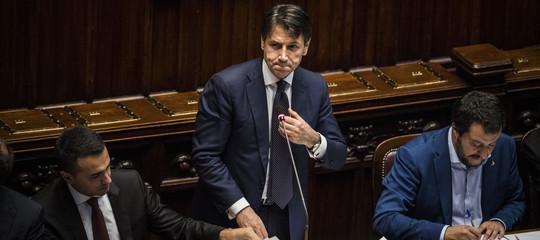 Conte prova a disinnescare il nuovo scontro tra Di Maio e Salvini
