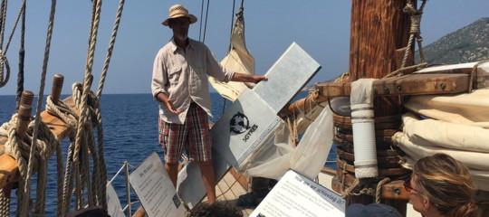 """""""Così provo a salvare il mare dalla plastica monouso"""". La scelta di Francesco"""