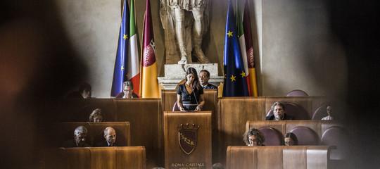 IlM5sha commentato il crollo della qualità della vita registrato a Roma