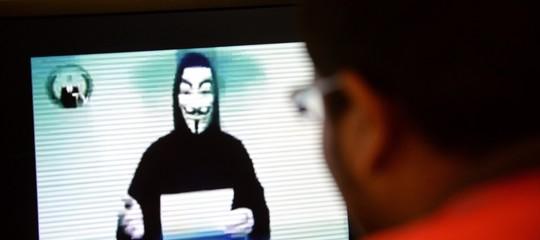 Anonymousha attaccato i siti diArcelorMittale Confindustria