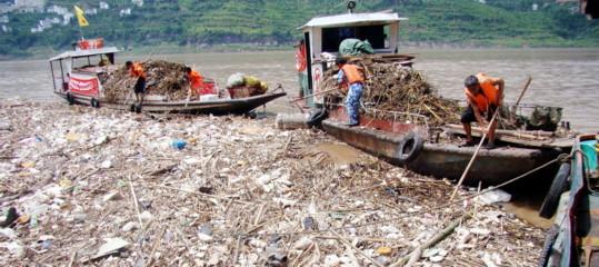 L'Occidente ha un nuovo problema: la Cina non vuole più importare rifiuti